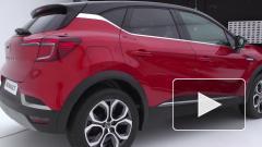 Renault начала продажи нового Renault Kaptur в России