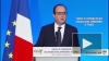 Олланд жалеет об антироссийских санкциях