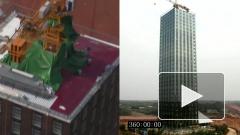 Китайская компания Broad построила 30-этажную гостиницу за 360 часов