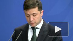 Меркель и Зеленский обсудили разведение военных сил в Донбассе