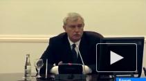 В Петербурге принят антикризисный план