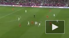Сборная России по футболу обыграла 4:1 Чехию на Евро-2012