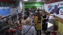 """""""Теплые"""" проекты в зимнем Петербурге"""