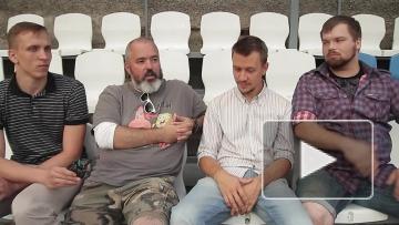 """""""Прогноз"""" ЧР2015 1/2 финала Патриоты - Витязь"""