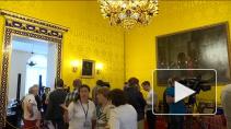 Лионский зал Екатерининского дворца обрел прежнее великолепие