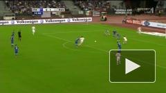 Сборная России по футболу разгромила со счетом 3:0 команду Италии