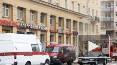 Опубликовано видео последствий взрыва в ресторане Харбин