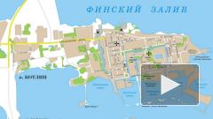 Правительство Петербурга поддержало строительство верфи на острове Котлин