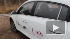 Kia Rio X-Line стал самым популярным хэтчбеком в России