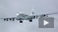 Американский самолет экстренно сел в Хабаровске