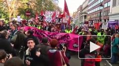Режим жесткой экономии в Великобритании привел к первой за 30 лет массовой забастовке