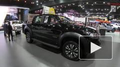 Chevrolet показала обновленный пикап Colorado