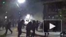 В Окленде в ходе протестов был застрелен сотрудник Федеральной охранной службы США