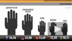 Стало известно, кто вошел в Законодательное Собрание Петербурга пятого созыва