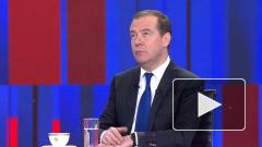 Медведев прокомментировал закон о домашнем насилии