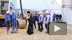 """""""Газпром"""" начал строительство """"Экспофорума"""" - выставочной площадки за миллиард долларов"""