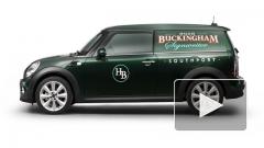 Mini  представит свой первый коммерческий фургон Clubvan на автосалоне в Женеве