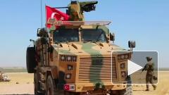 """Эрдоган объявил о старте военной операции """"Источник мира"""" в Сирии"""