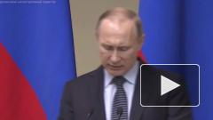 Путин озвучил задачу номер один для правительства на 2020 год