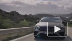 Mercedes-Benz опубликовала цены на новый седан E-Class