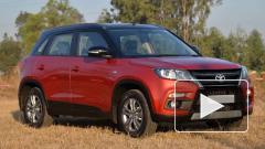 Toyota представила кроссовер Urban Cruise