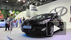 Завод Hyundai в Петербурге увеличил экспорт автомобилей почти на 50%