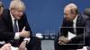 Путин провел встречу с премьером Британии