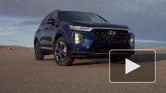 Hyundai показала обновленный кроссовер Santa Fe
