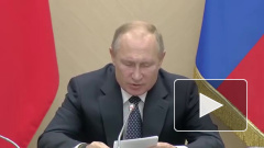 Песков рассказал о работе Путина 31 декабря