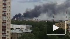 В Петербурге локализован пожар в жилом доме на улице Веденеева