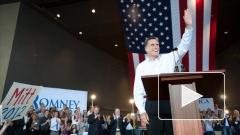 Миллиардер Митт Ромни победил на праймериз республиканской партии в Вашингтоне