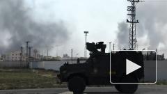 Турецкие военные отрыли обстрел по позициям США в Сирии