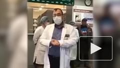Андрей Воробьёв поручил разобраться с визитом больного COVID-19  в Лобненскую больницу