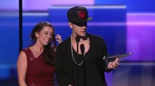 В Лос-Анджелесе прошла церемония вручения наград America...