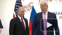 СМИ раскрыли новые подробности разговора Трампа с Путиным