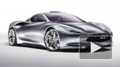 Infiniti показала на автосалоне в Женеве концепт-кар Emerge-E