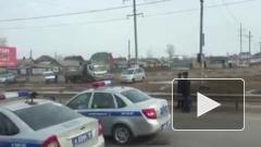 Жесткое ДТП в Иркутске