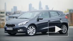 Kia представила второе поколение Ceed 2012 перед началом салона в Женеве