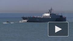 Британский флот устроил слежку за движением кораблей в России