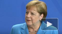 Меркель назвала преждевременным вопрос снятия санкций с России