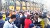 Люди били друг друга на Невском за деньги Дурова