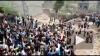 В результате крушения МиГ-27 в Индии разрушены два ...