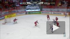 Сборная России одолела команду Норвегии со счетом 5:2 на ЧМ по хоккею