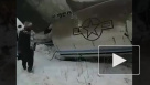 Видео: разбившийся в Афганистане лайнер принадлежал ВВС США