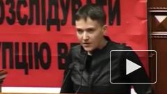 Надежда Савченко объявила новую голодовку