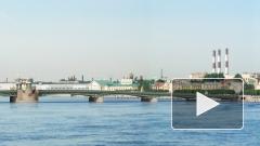 Ново-Адмиралтейский мост в Петербурге исчез из-за судовладельцев и портовиков