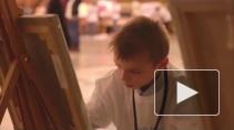 Олимпийскую сказку подарили петербургским детям-сиротам