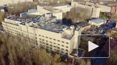 """В Петербурге продолжается строительство нового корпуса """"Госпиталя для ветеранов войн"""""""