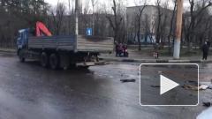 Жесткое ДТП в Воронеже
