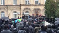 В МИД России назвали протесты в Абхазии внутренним делом страны